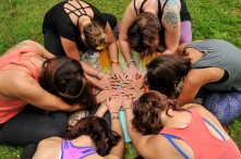 Tribe. Unity. Friendship. Wholehearted Life.