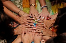 Reach out to your Tribe. Lend a hand in times of need. Share your Heart.