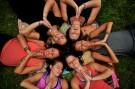 Lotus.  Mandala. Circle of Friends. Tribe.